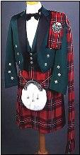 חצאית סקוטית,חצאית סקוטית למכירה,מכירת לבוש סקוטי, bagpipe
